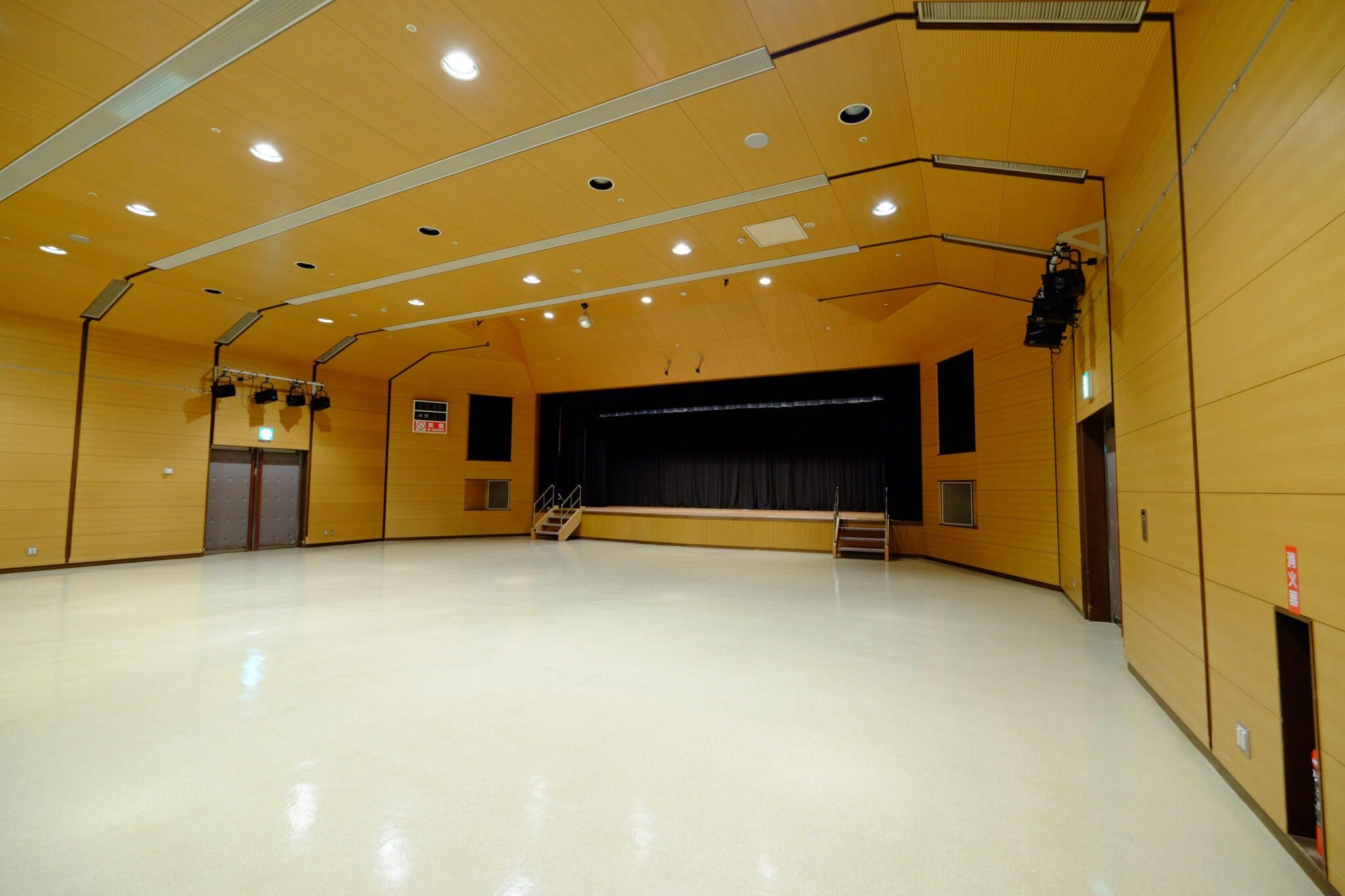 グリーンホール小ホール