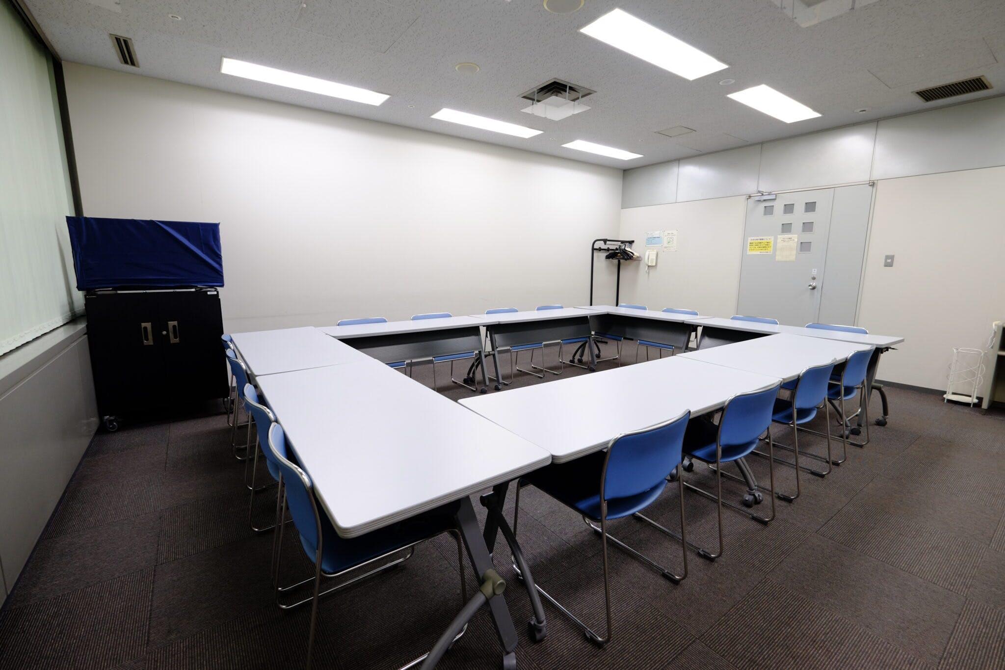 801会議室(たづくり8階)