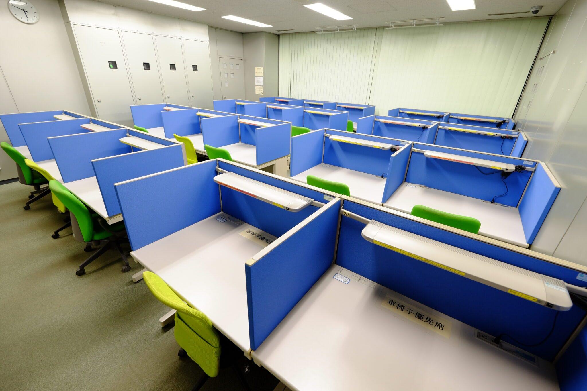 社会人学習室(たづくり8階)