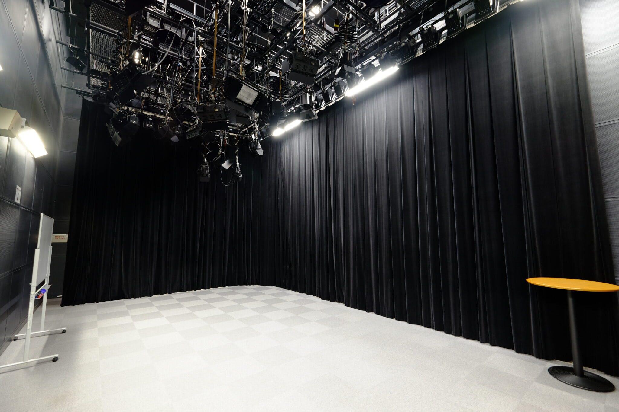 スタジオ(たづくり8階)