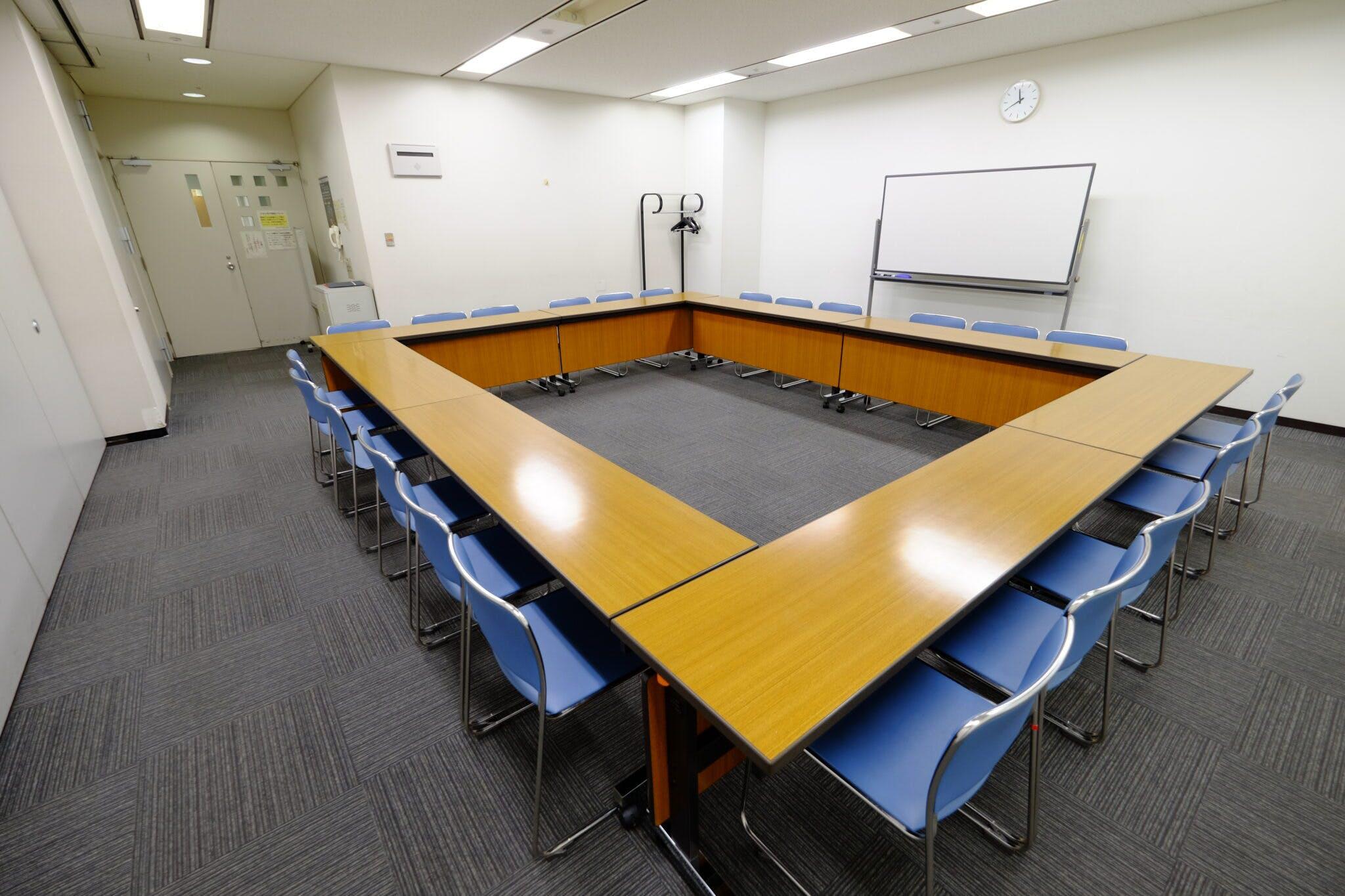 601会議室(たづくり6階)