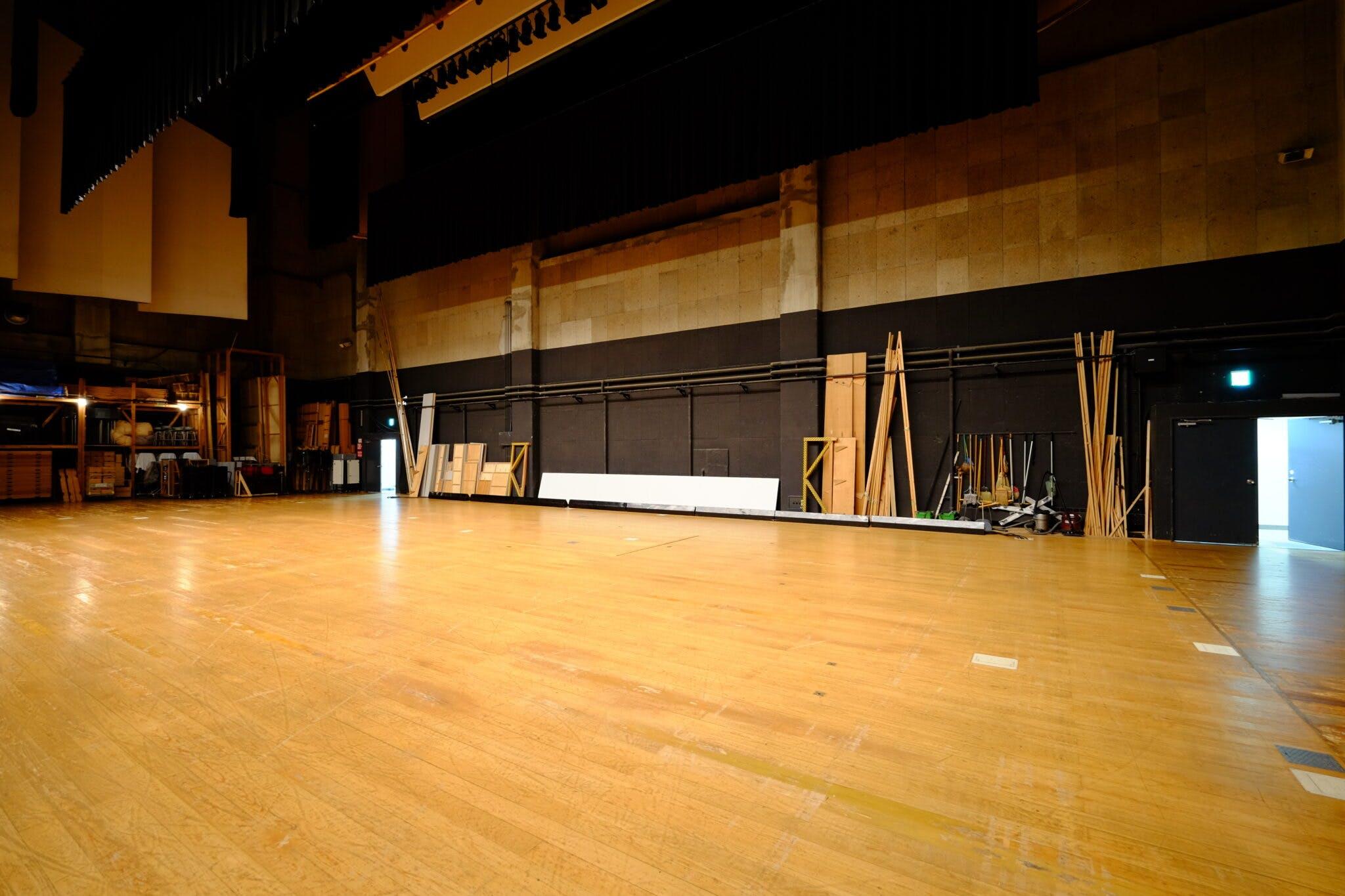 グリーンホール大ホール 舞台