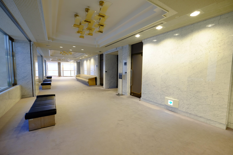 くすのきホール3階ホワイエ