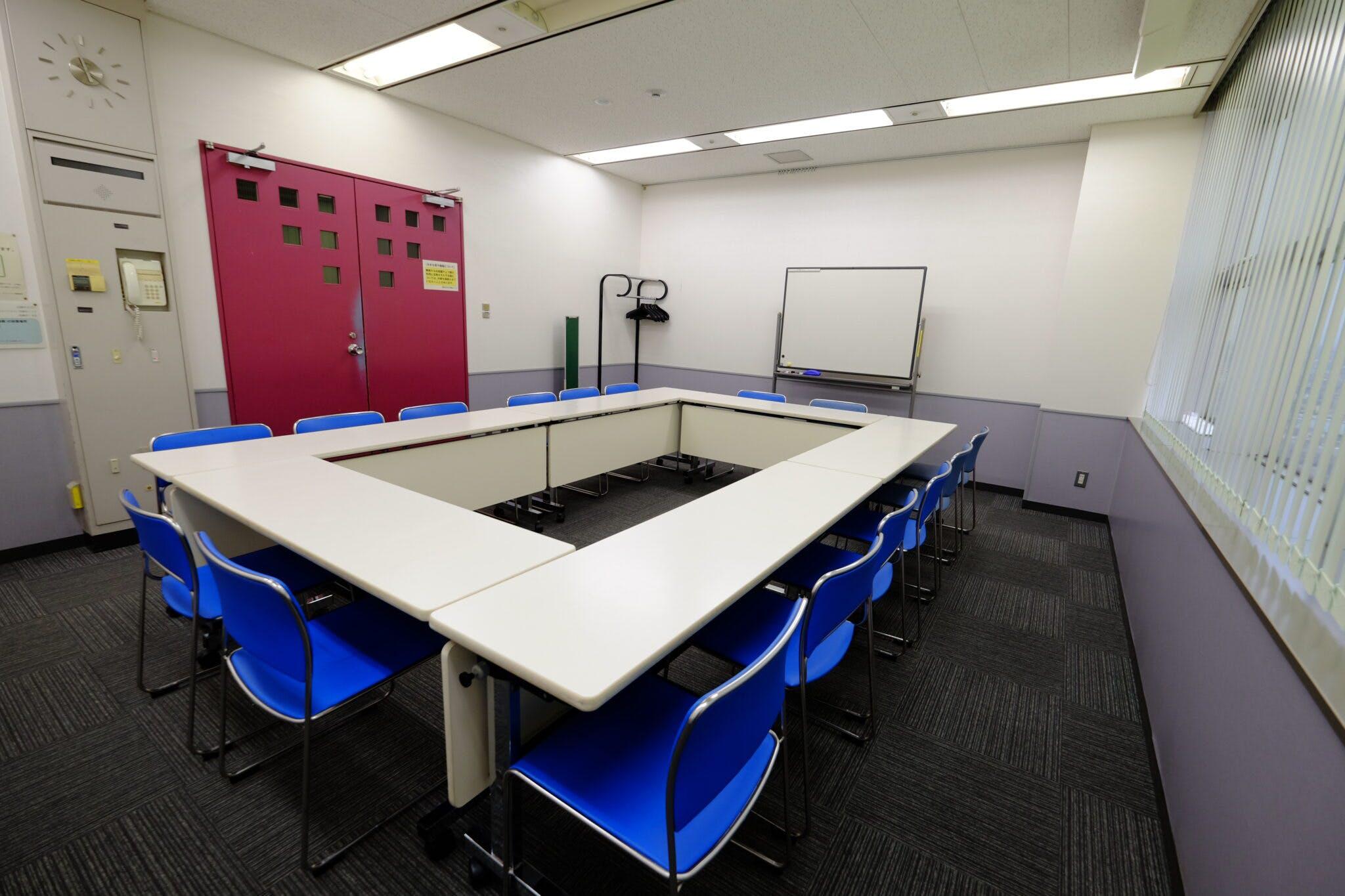 1201~1203会議室 1室利用(たづくり12階)