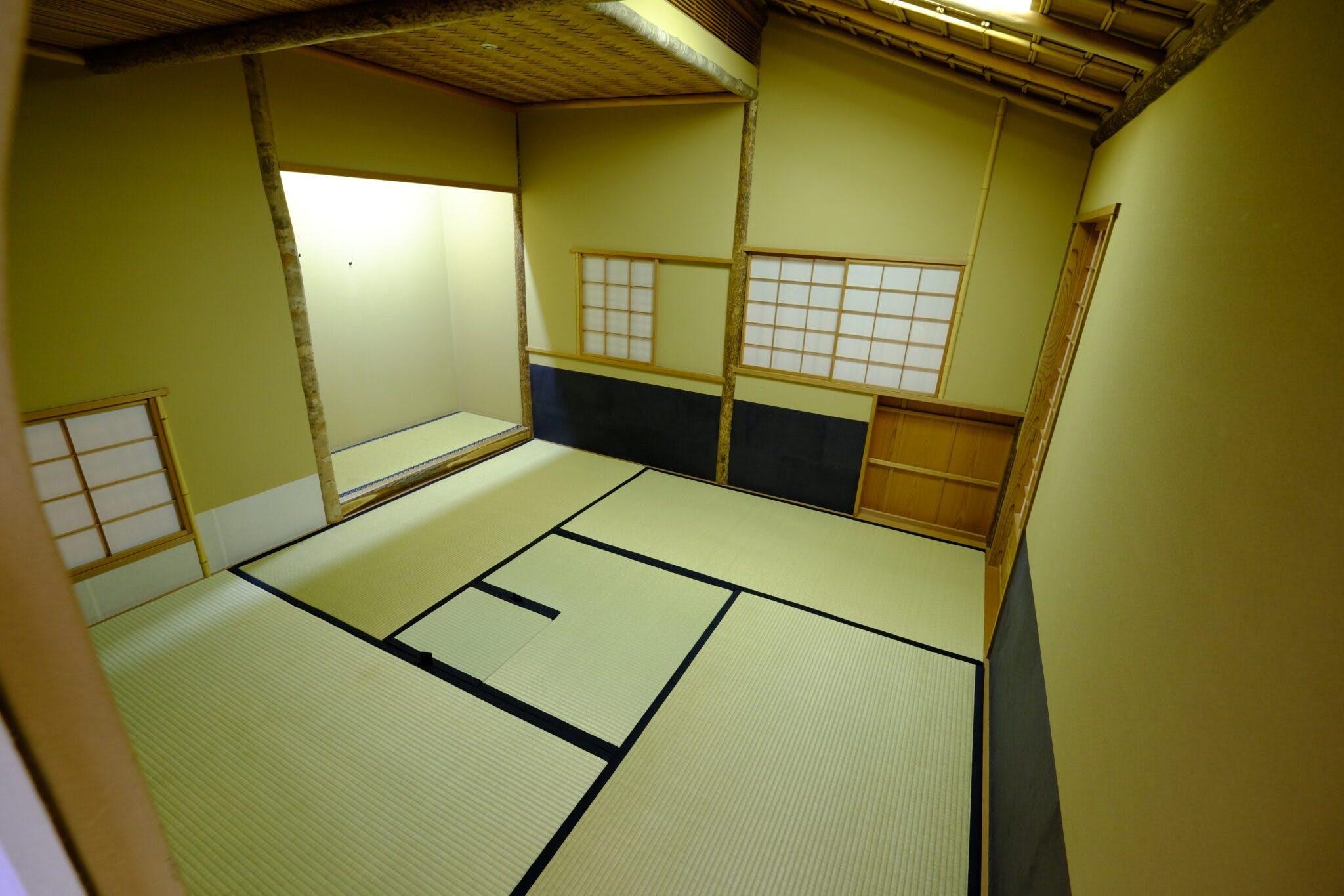 茶室なごみ庵(たづくり10階)