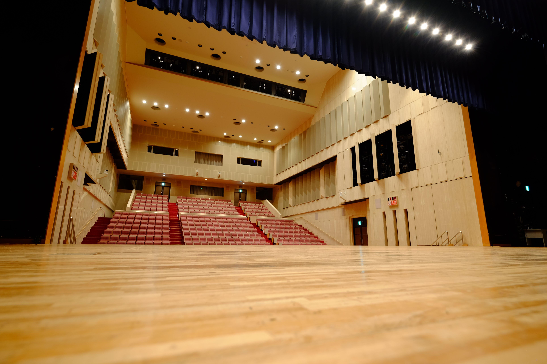 くすのきホール舞台