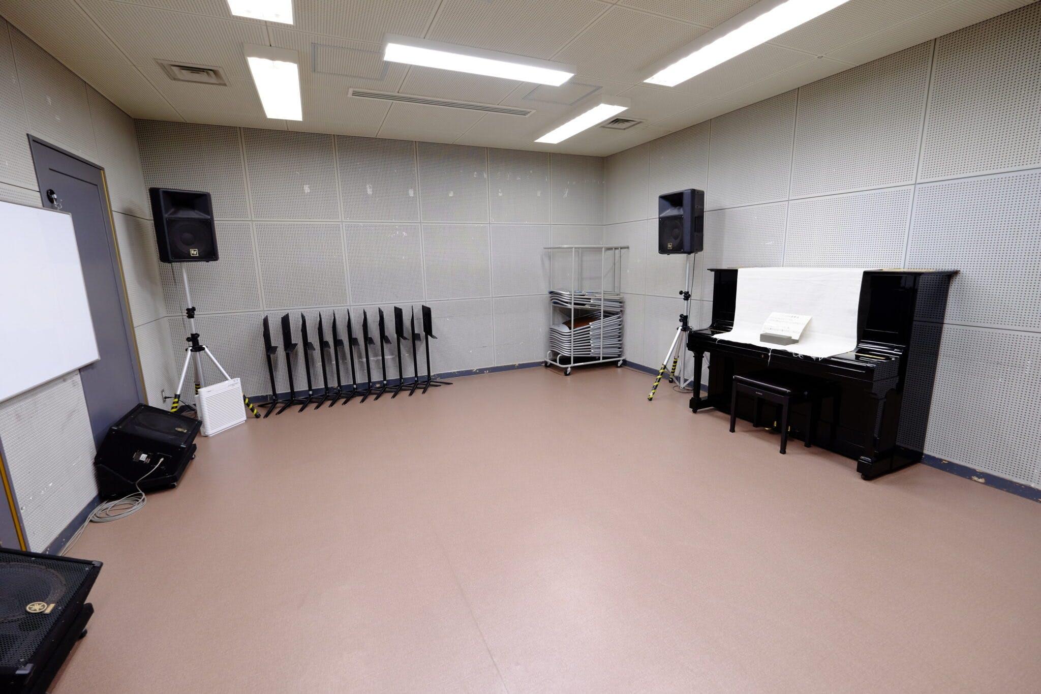 第3・4音楽練習室たづくり地下2階