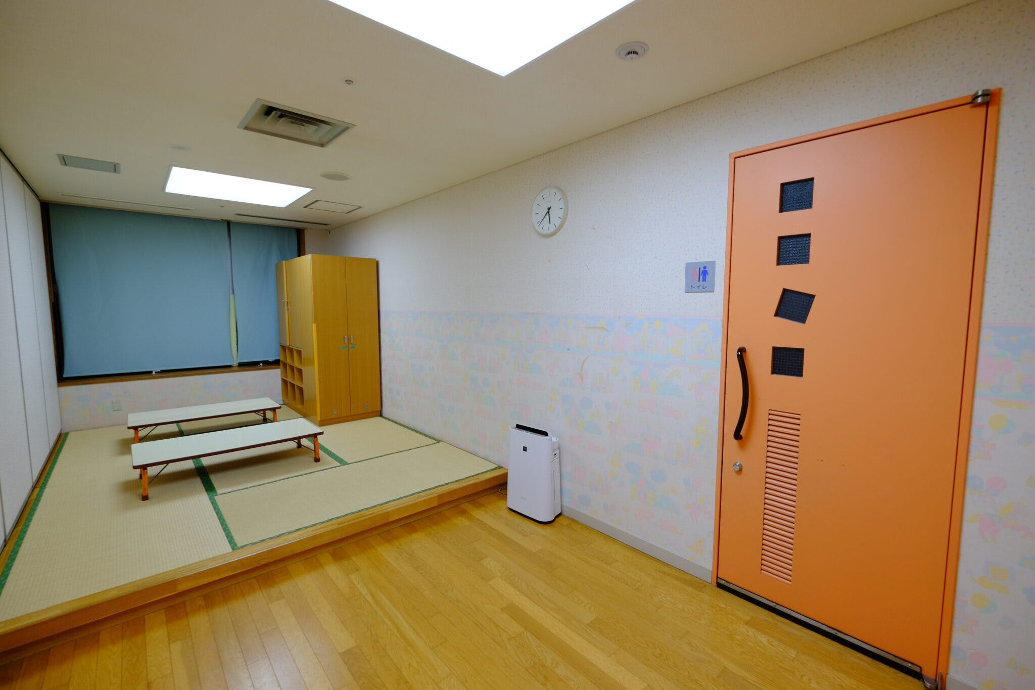 第1保育室(たづくり7階)