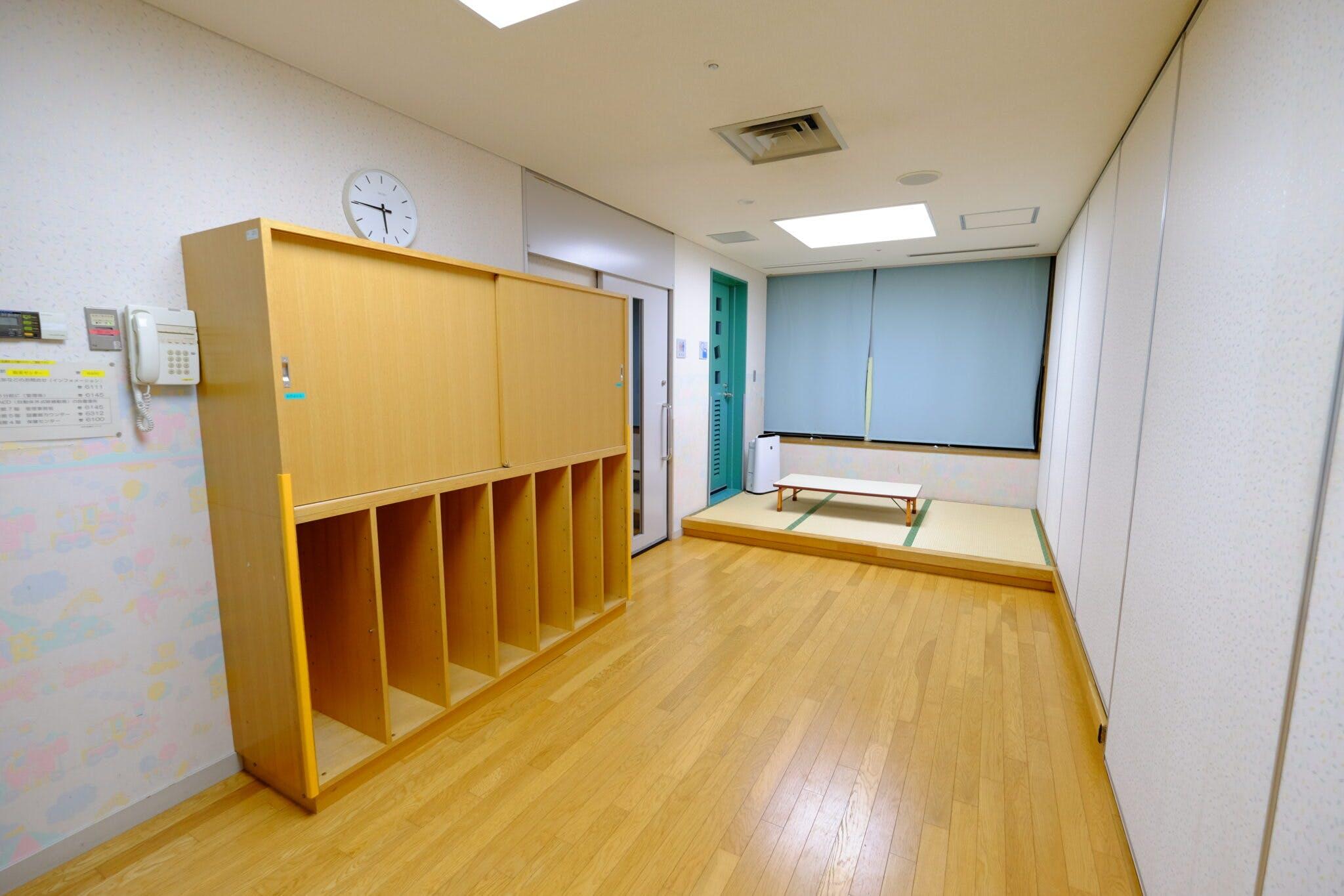 第2保育室(たづくり7階)