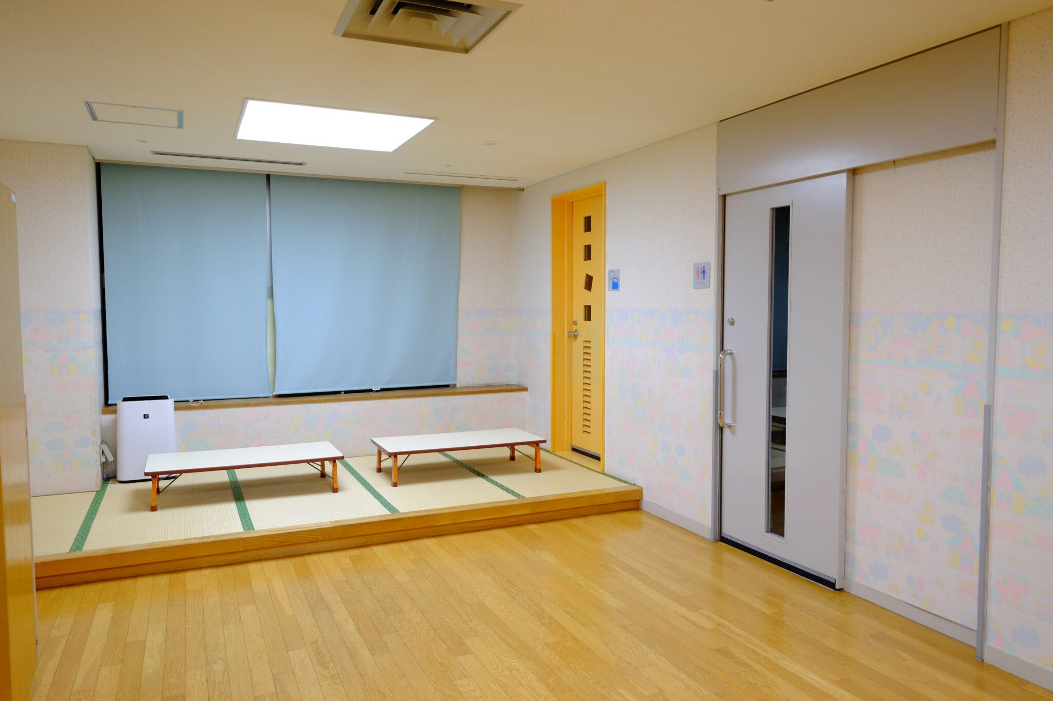 第3保育室(たづくり7階)
