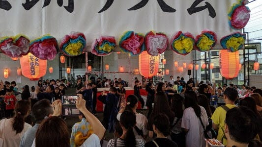 西部飛田給自治会納涼盆踊り大会