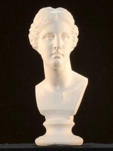 ヴィーナスの胸像