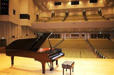 グリーンホール舞台のイメージ写真