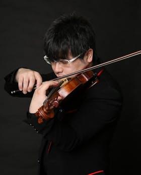 いけだかいと バイオリン